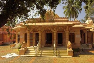 Jain Mandir, en Mattancherry Cochín India
