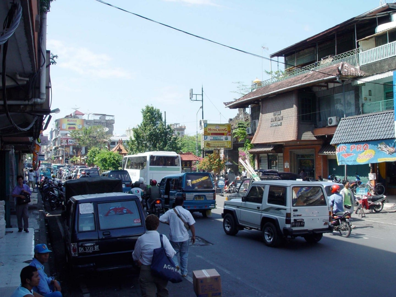 Jalan Gajah Mada, Denpasar Denpasar Indonesia