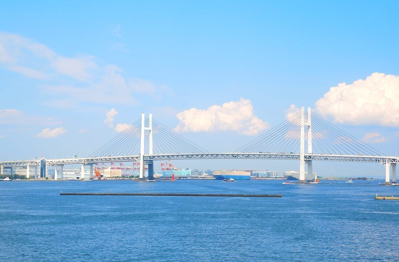 Japón Yokohama Mar Japón
