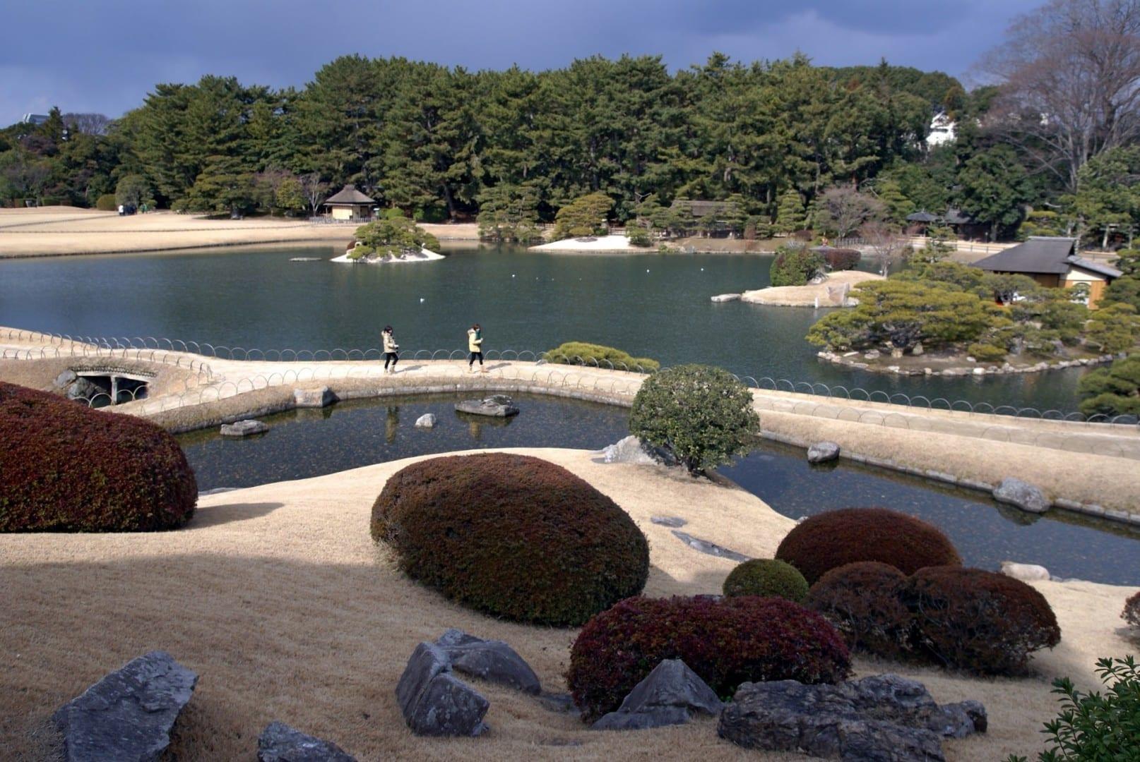 Jardín Korakuen Okayama Japón