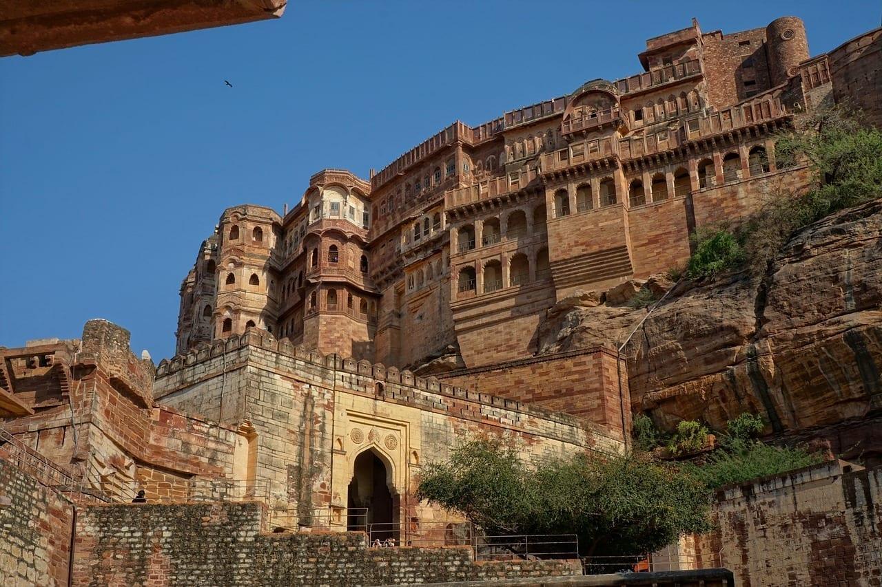 Jodhpur La India Arquitectura India