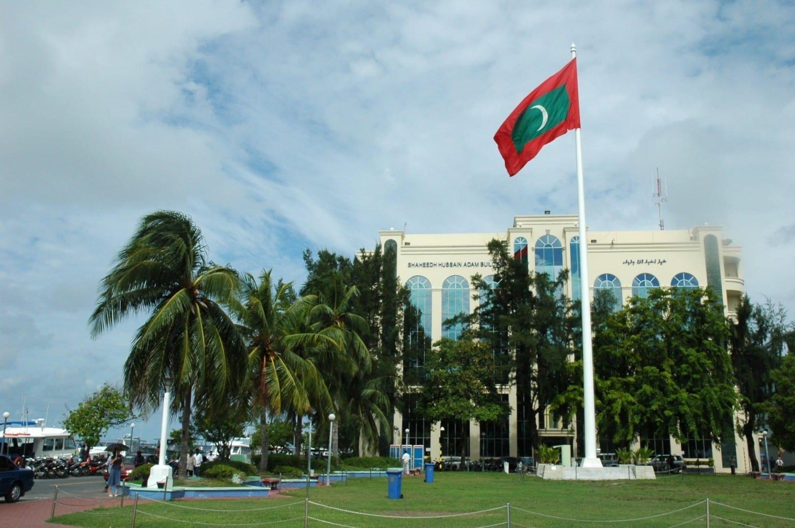 Jumhooree Maidhaan, el corazón del Hombre Male Maldivas