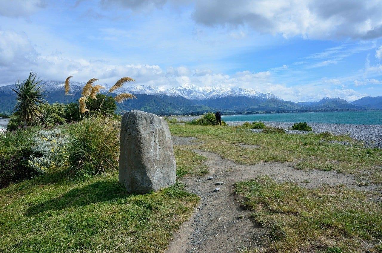 Kaikoura Canterbury Nueva Zelanda Nueva Zelanda