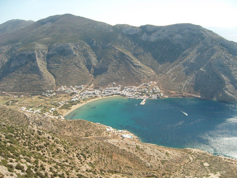 Kamares Sifnos Grecia