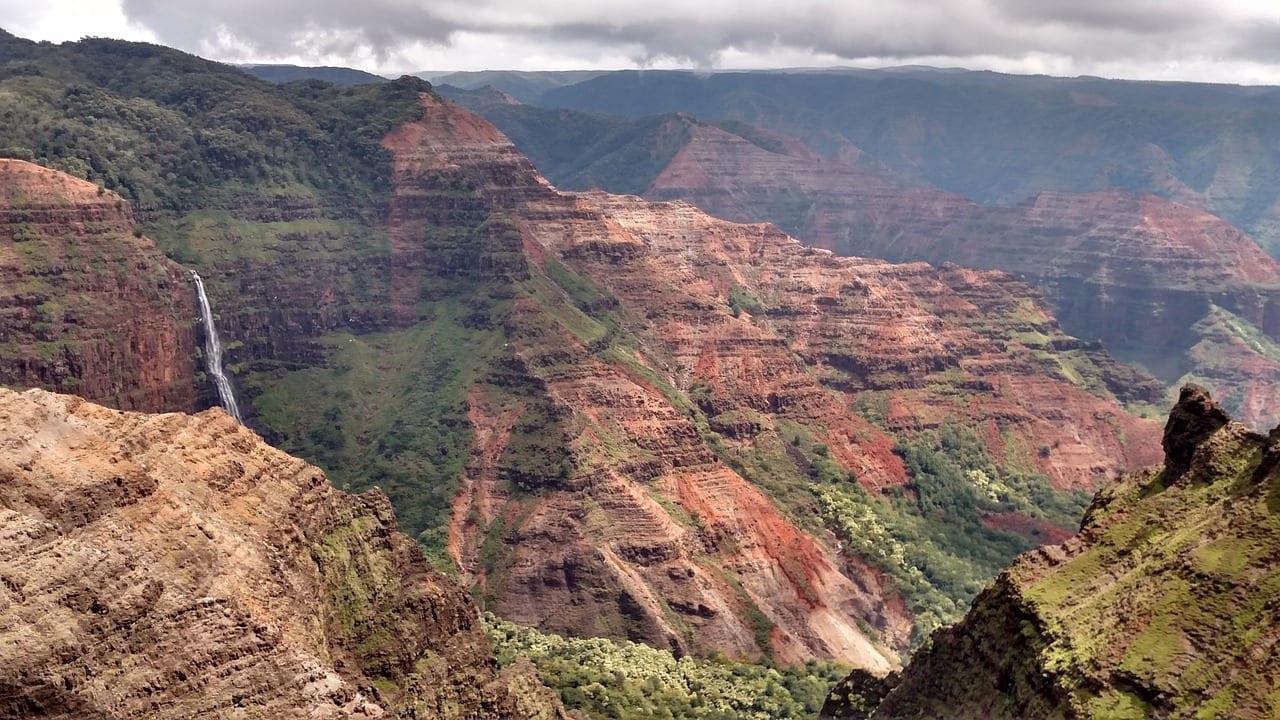 Kauai Hawaii Waimea Estados Unidos