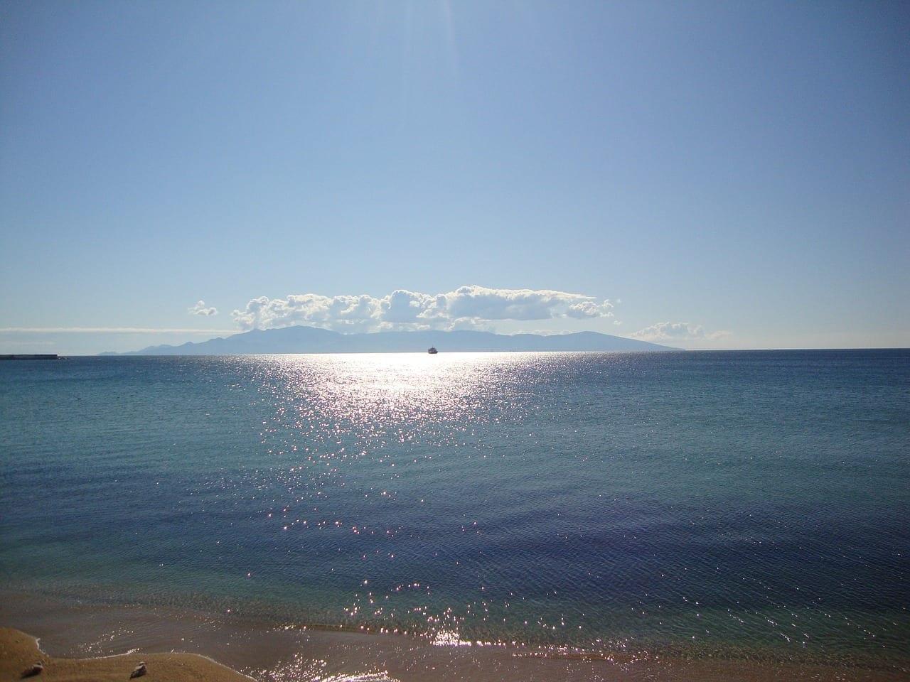 Kavala Thassos Mar Grecia
