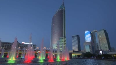 Kazajstán Almaty Ciudad Kazajistán