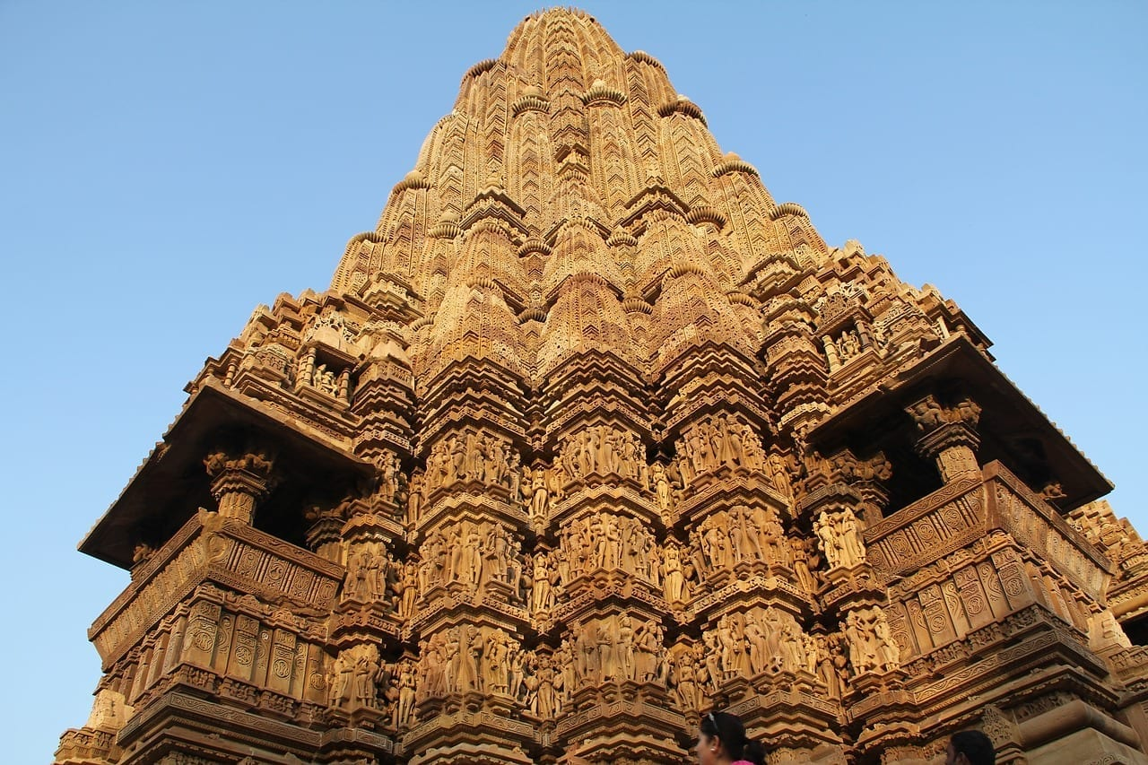 Khajuraho Arquitectura Viajar India