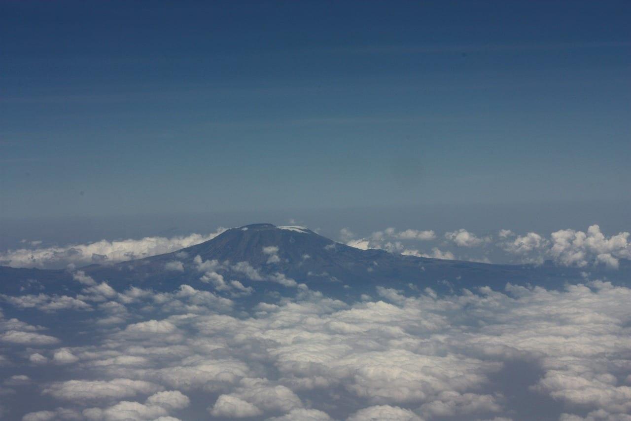 Kilimanjaro Tanzania Montaña Tanzania