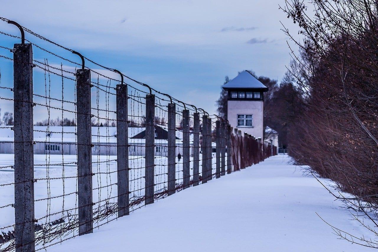 Kz Kz Dachau Konzentrationslager Alemania