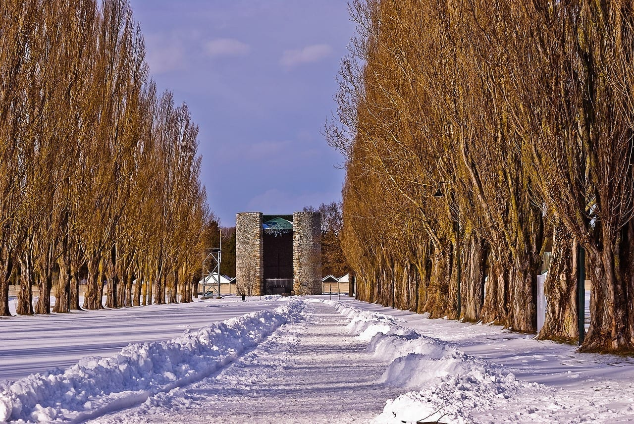 Kz Memorial Dachau Alemania