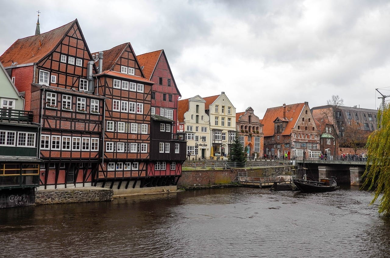 Lüneburg Alemania Liga Hanseática Alemania