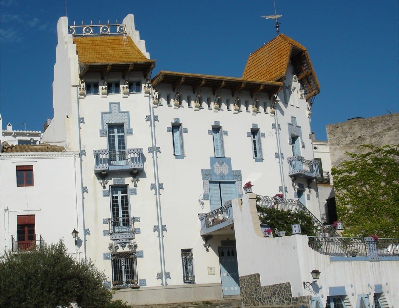 La casa azul de Cadaqués Cadaqués España