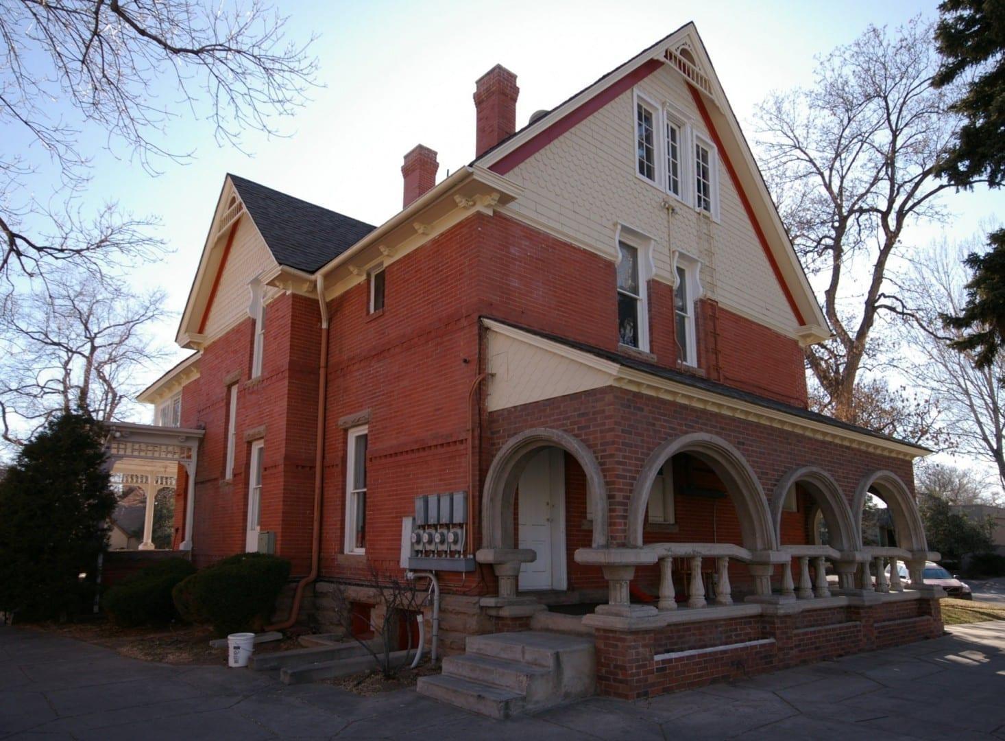La Casa Baker Fort Collins CO Estados Unidos