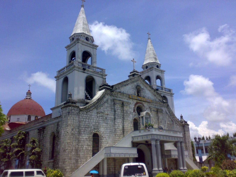 La Catedral Metropolitana de Jaro Iloílo Filipinas
