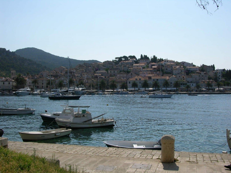 La ciudad de Hvar Isla de Hvar Croacia