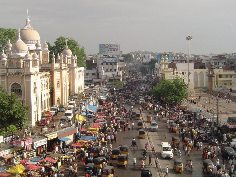 La ciudad de Hyderabad Hyderabad India