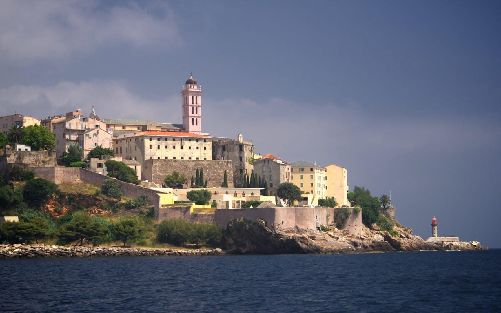 La ciudadela Bastia Francia