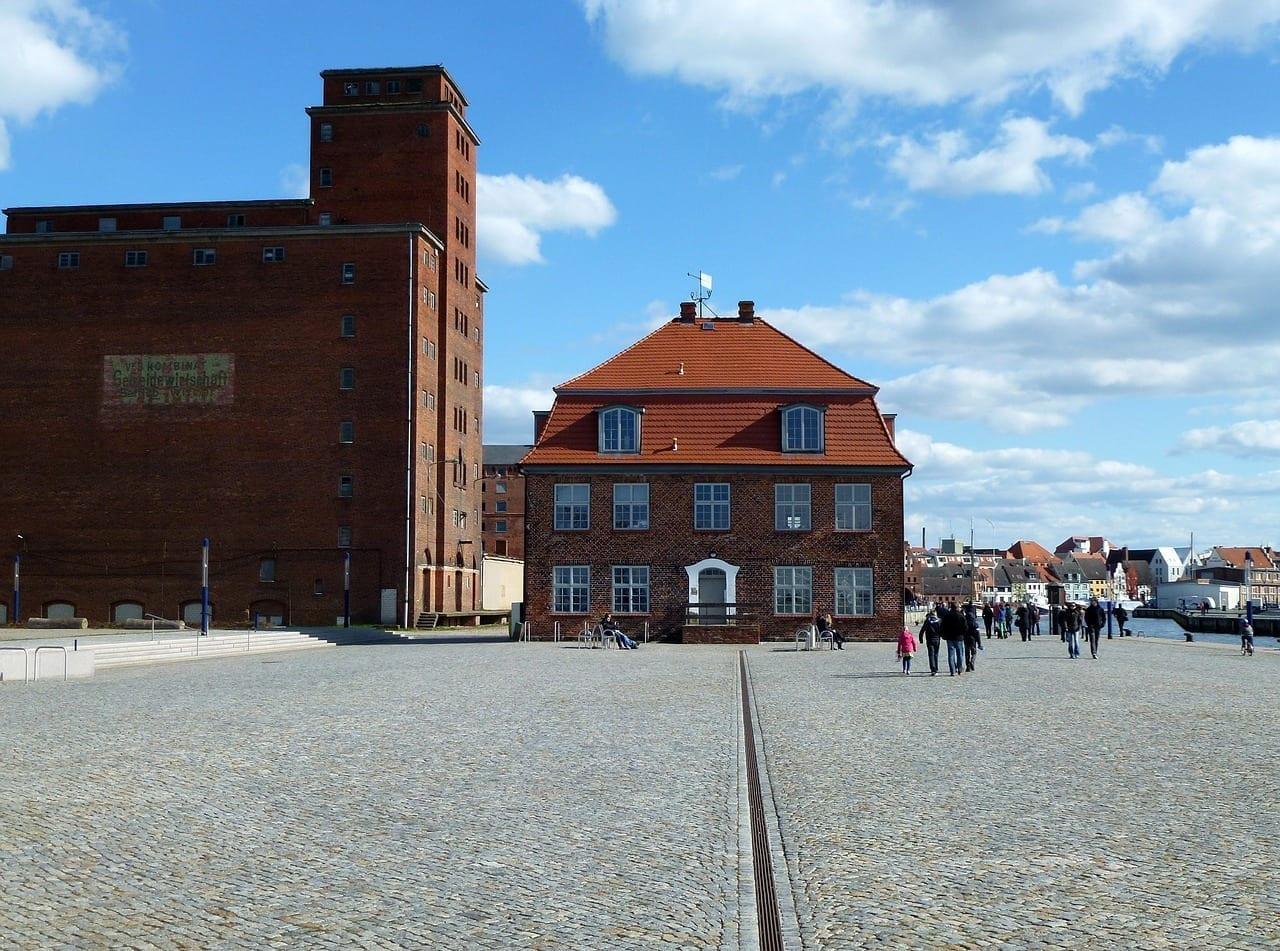 La Construcción De Wismar Arquitectura Alemania