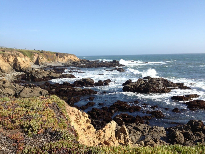 La costa de Cambria Cambria Estados Unidos