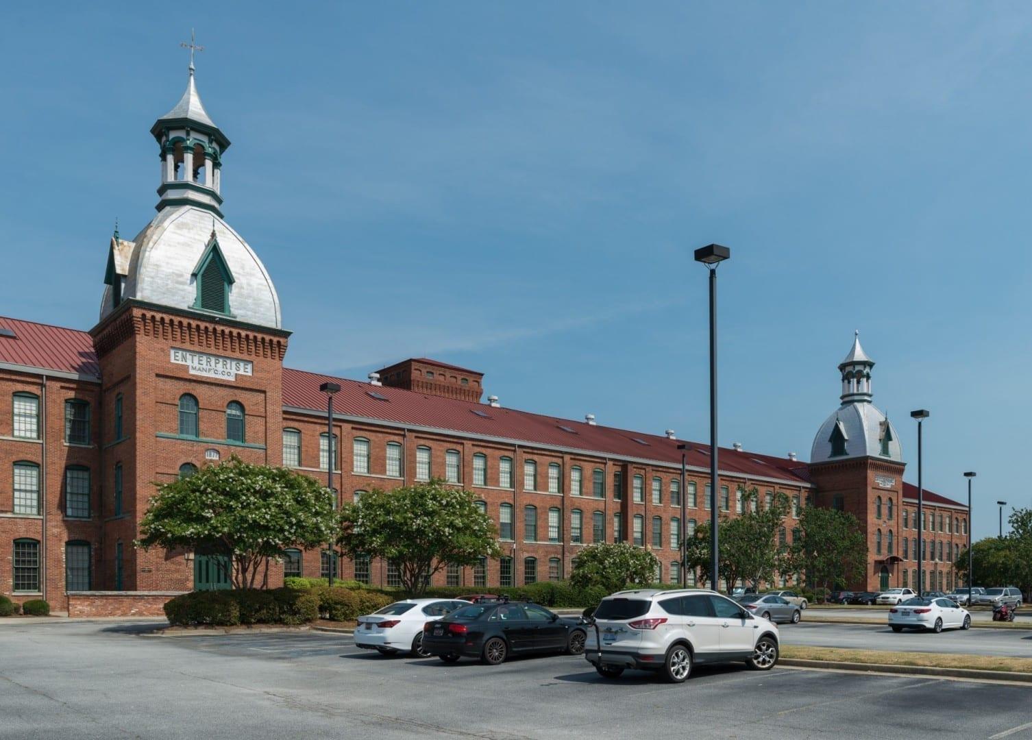 La fábrica de la empresa Augusta GA Estados Unidos