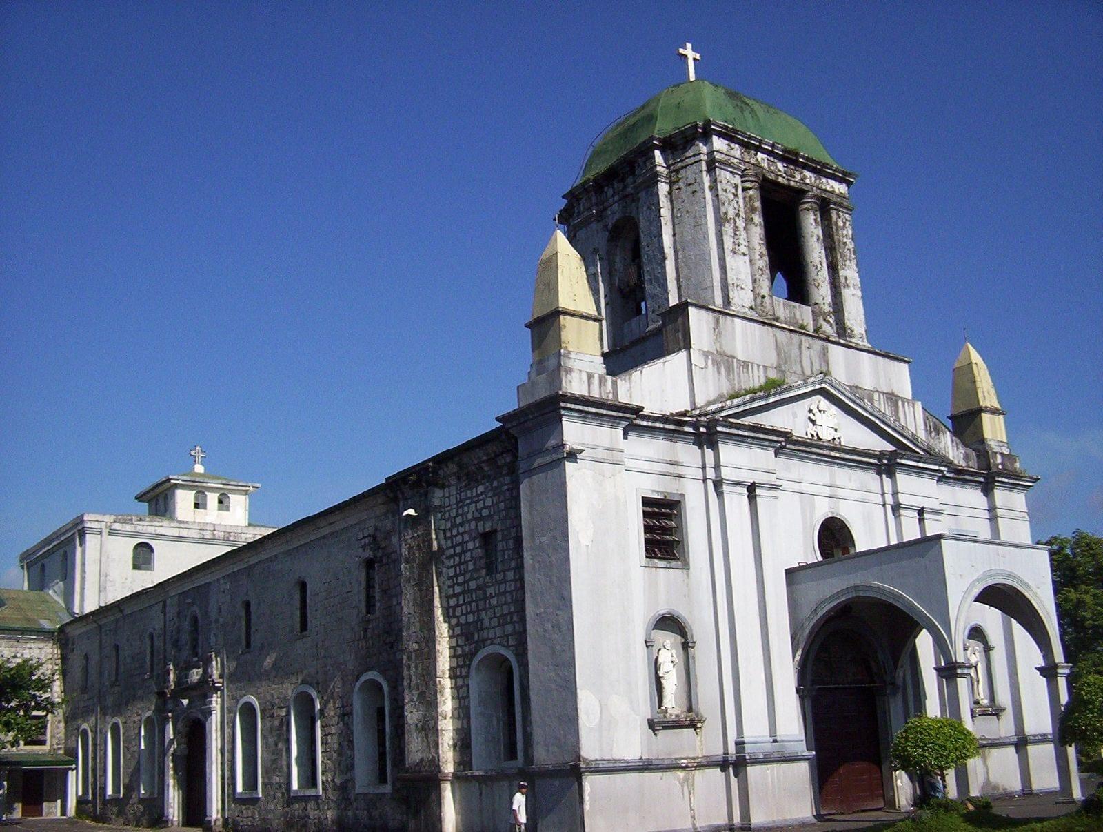 La Gran Catedral de San Gregorio Legazpi Filipinas