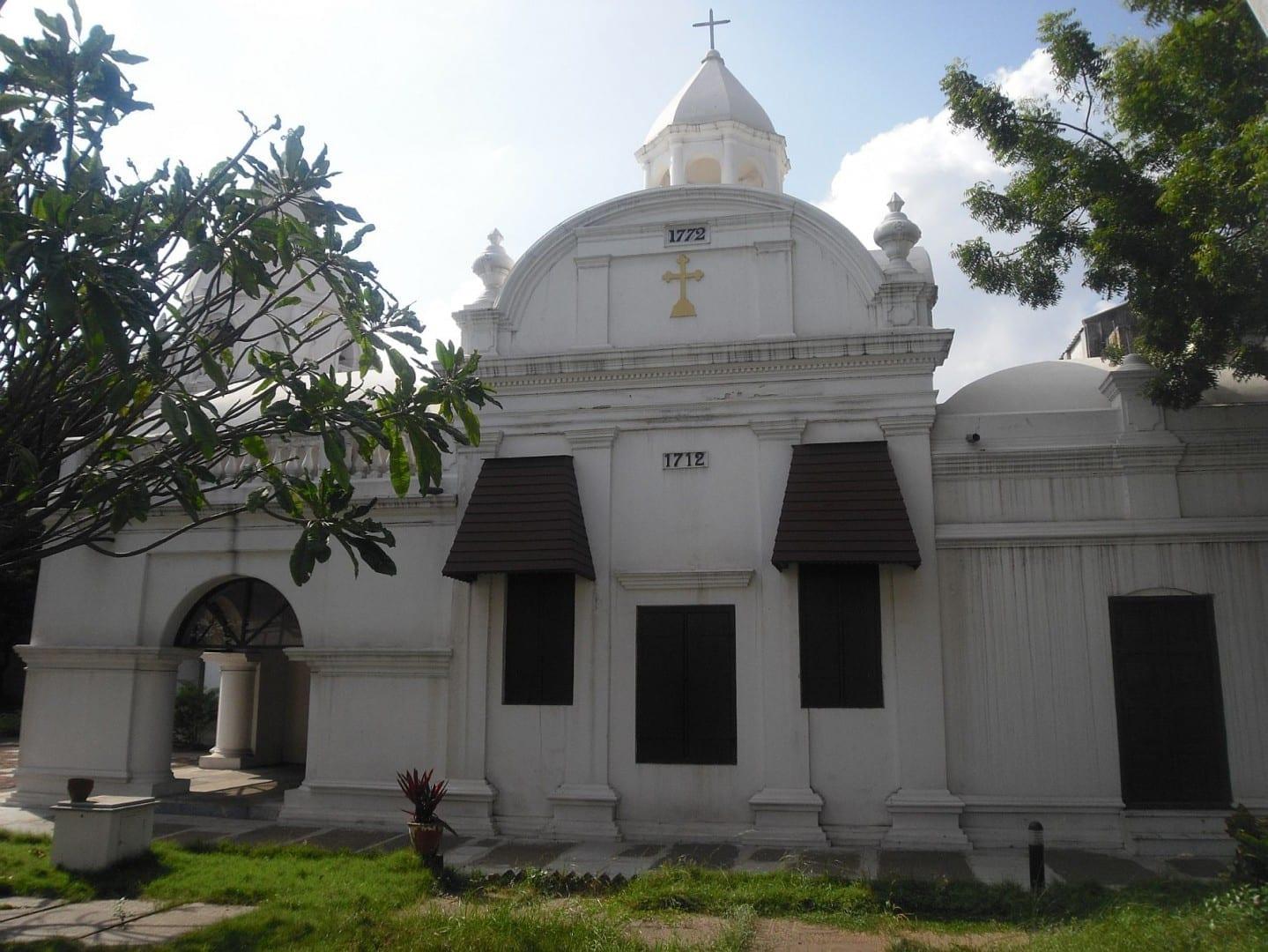 La Iglesia de San Antonio de Armenia Chennai India