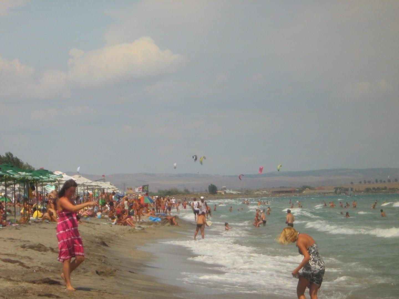 La Playa Norte Bourgas Bulgaria