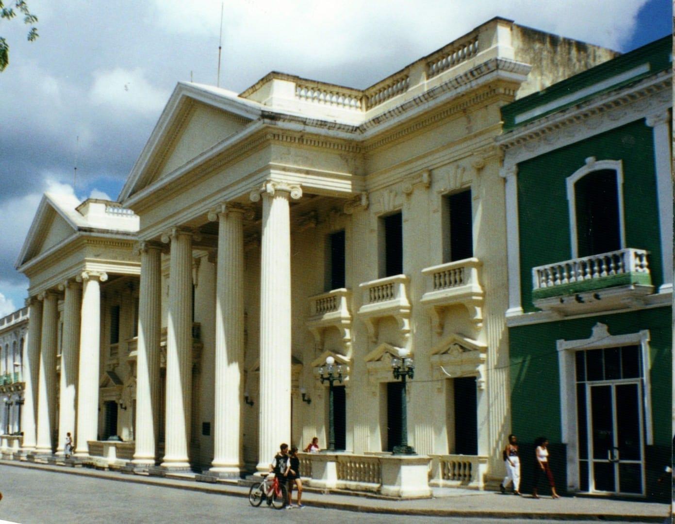 La Plaza Principal de Santa Clara Santa Clara Cuba