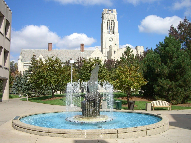 La Universidad de Toledo Toledo, Ohio Estados Unidos
