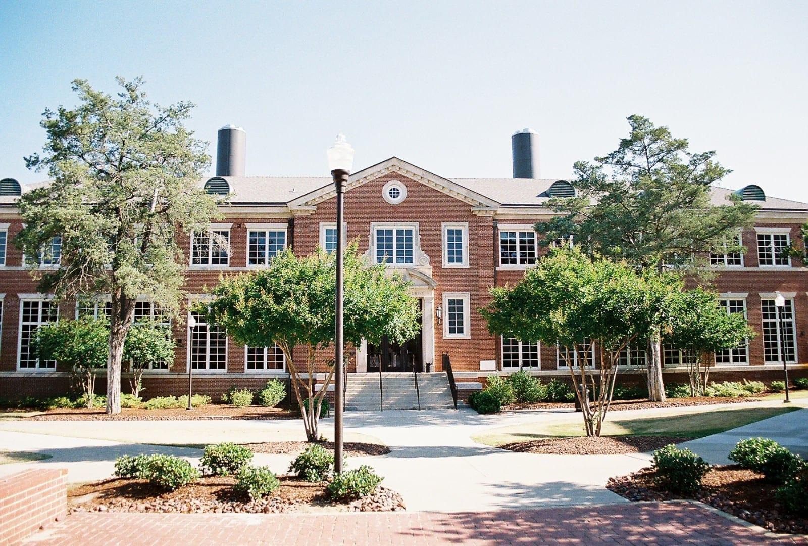 Laboratorios Wilmore en la Universidad de Auburn. Auburn AL Estados Unidos