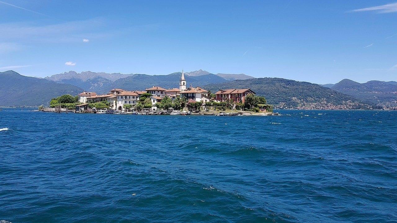 Lago Maggiore Stresa Italia Italia