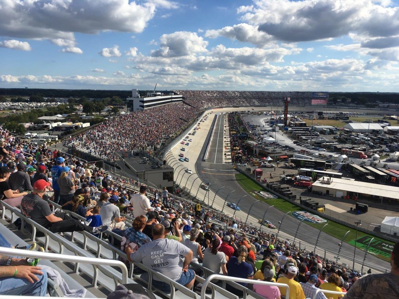 Las carreras de NASCAR en el Dover International Speedway Dover (Delaware) Estados Unidos