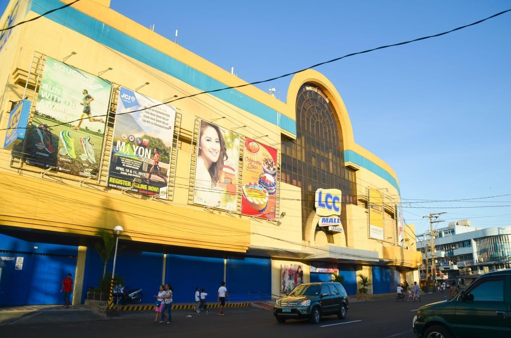 LCC Mall Legazpi Legazpi Filipinas