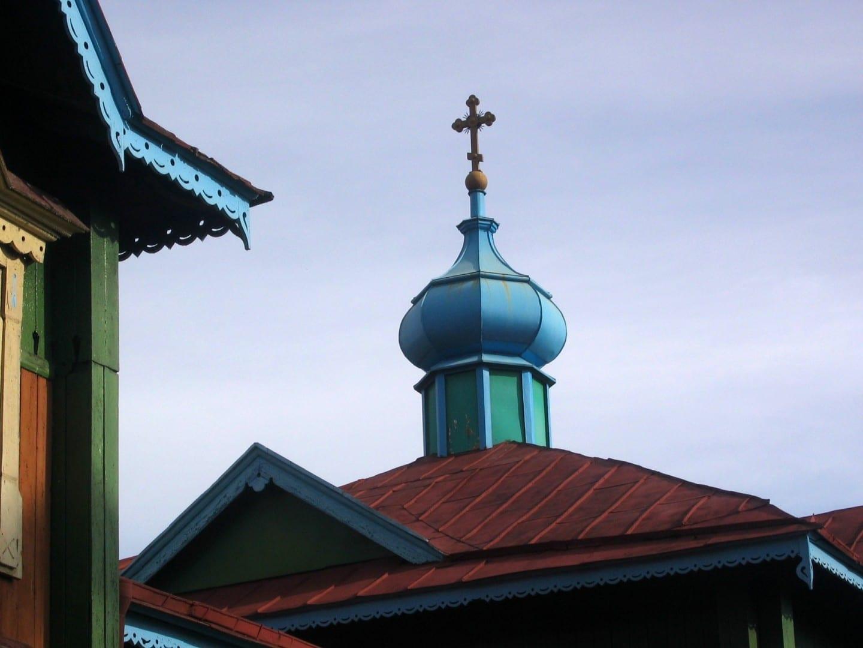 Los colores de la iglesia, Irkutsk Irkutsk Rusia