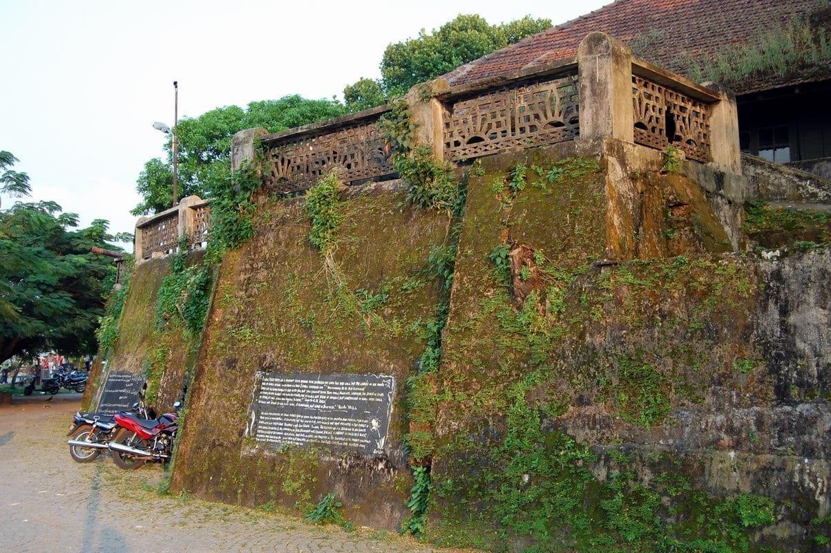 Los encantos coloniales del Fuerte Kochi Cochín India