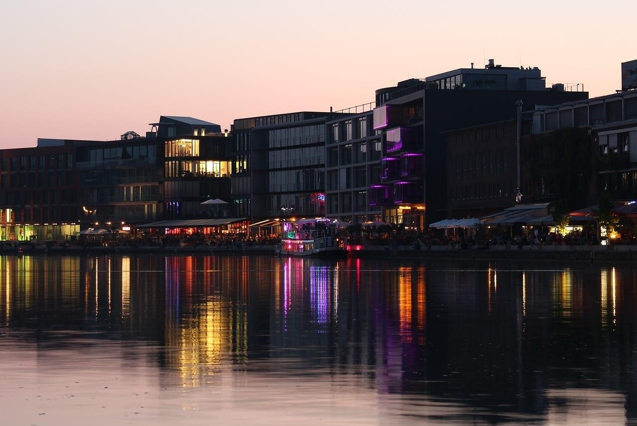 Münster Puerto El Agua Alemania
