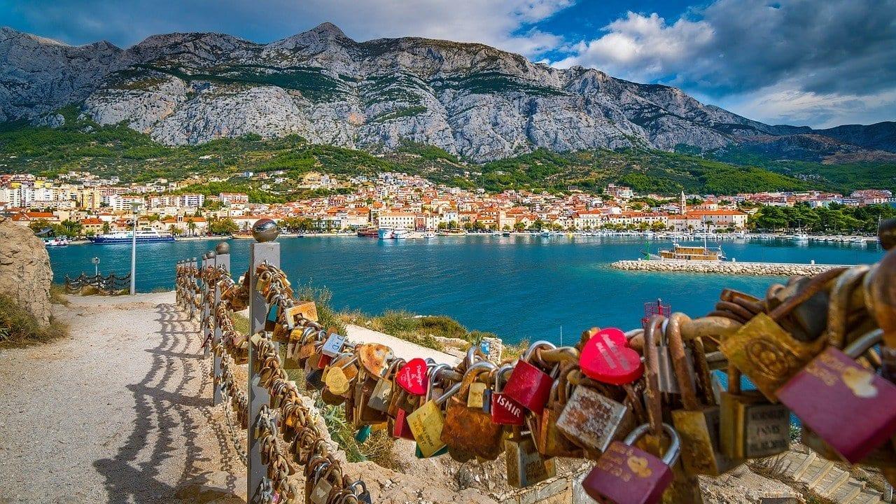 Makarska Castillos Croacia Croacia