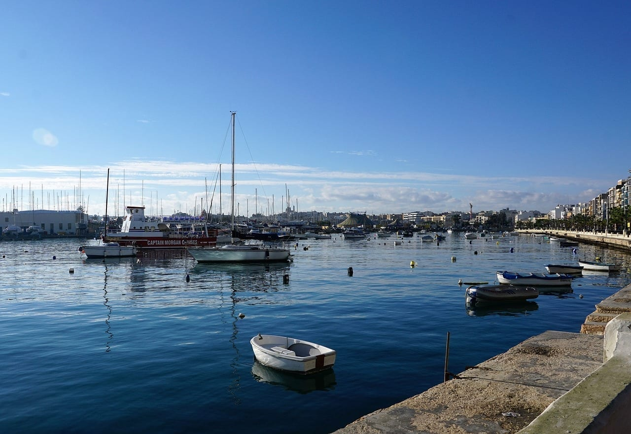 Malta Mar Sliema Malta