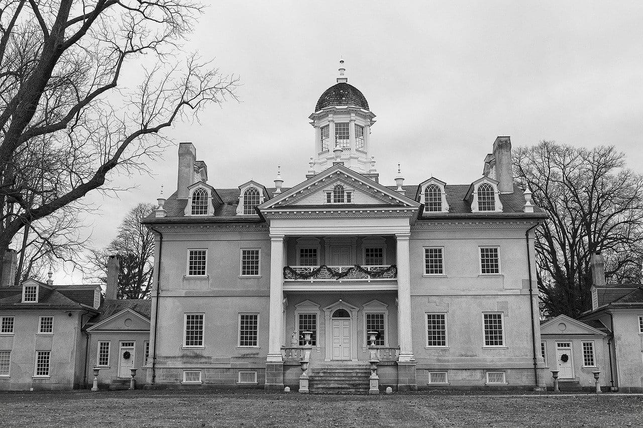Mansión De Hamilton La Historia Maryland Nueva Zelanda