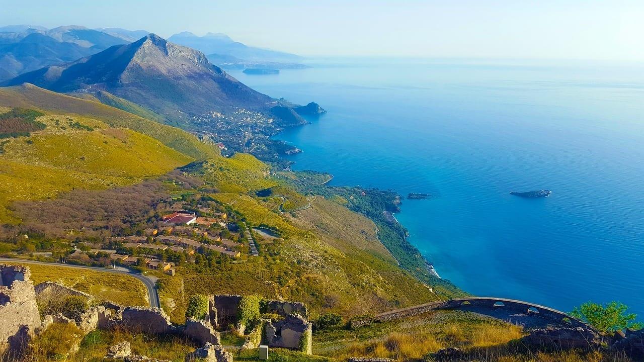 Maratea Basilicata Mar Italia