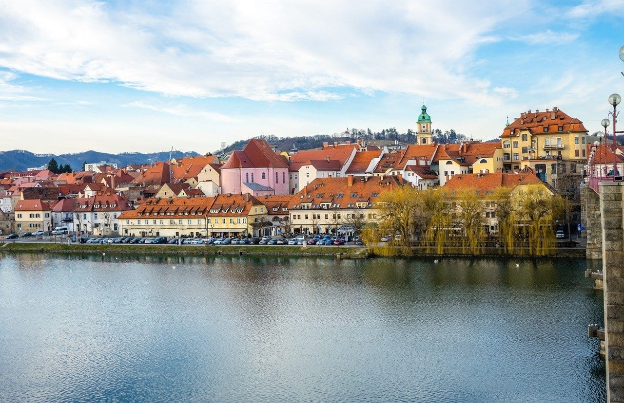 Maribor Eslovenia Marburg Alemania