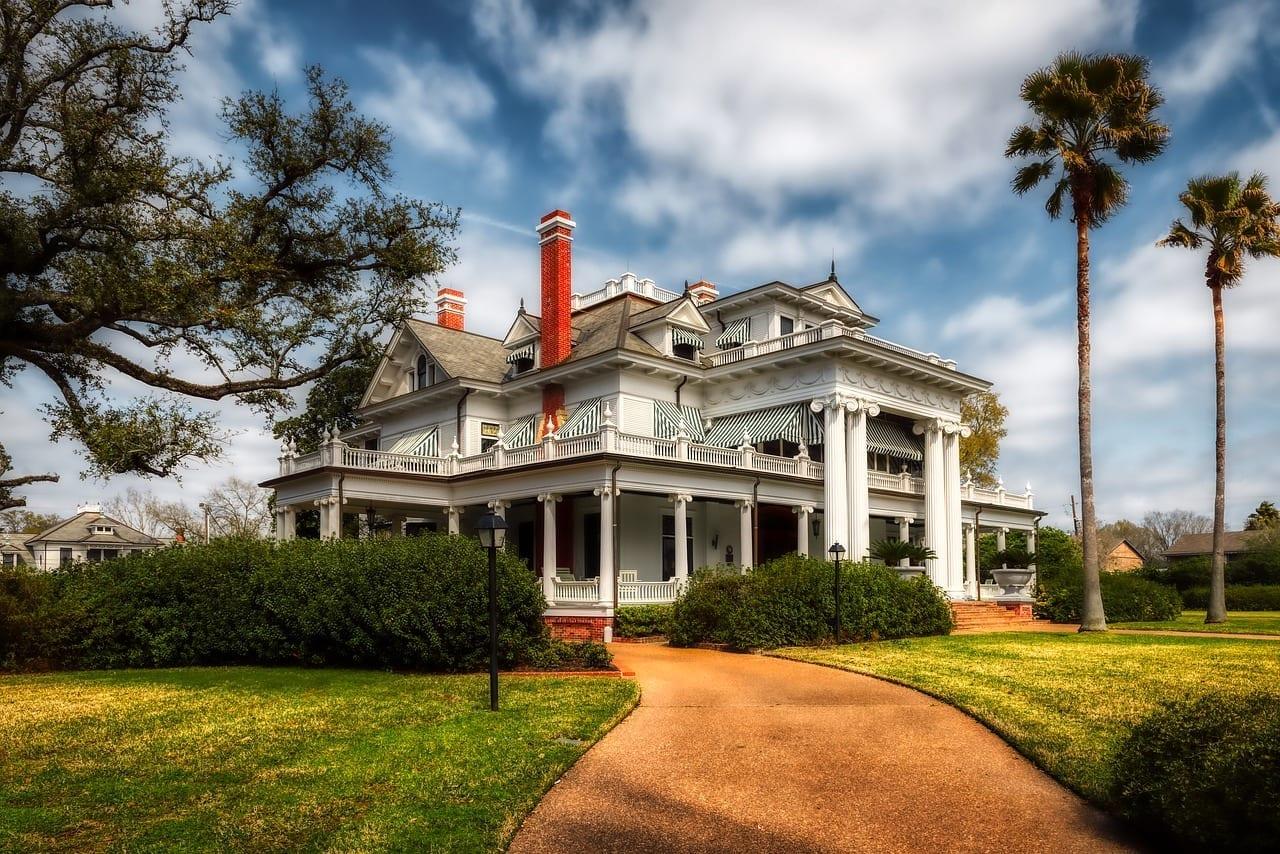 Mcfadden-ward House Beaumont De Texas Estados Unidos