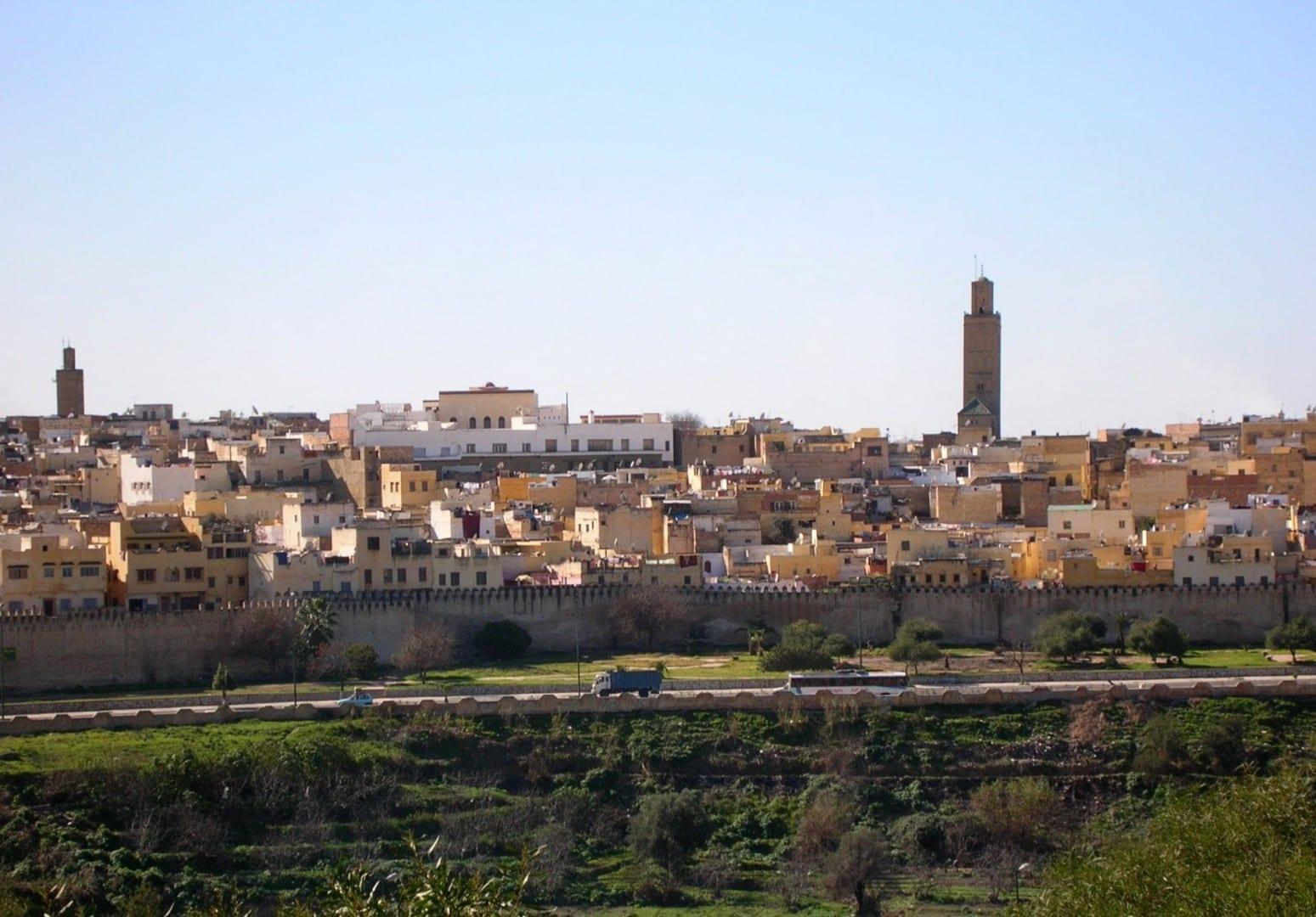Meknes (Mequinez)