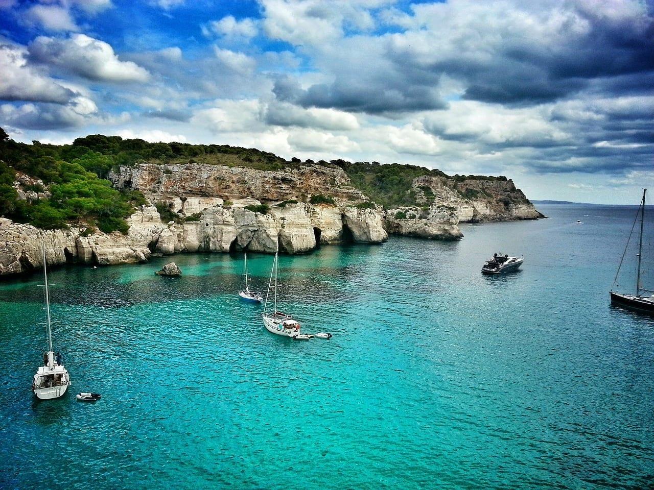 Menorca Bahía Turquesa España