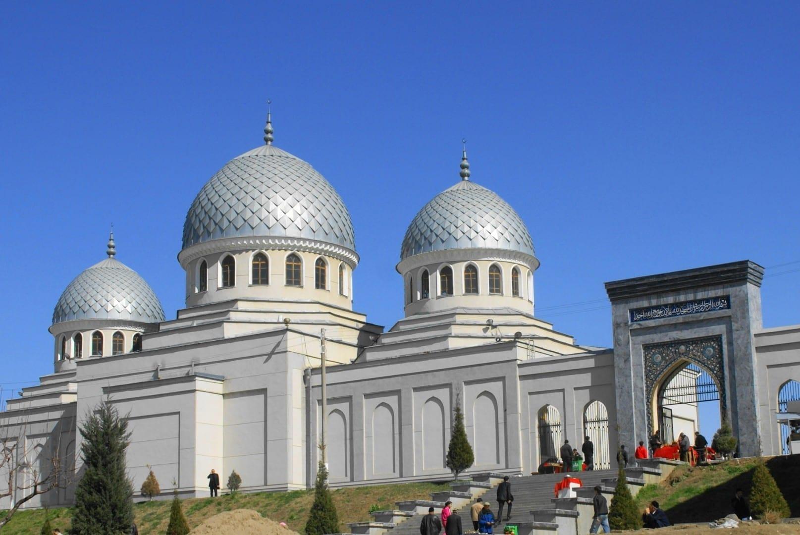 Mezquita de Dzhuma (viernes) Tashkent Uzbekistán