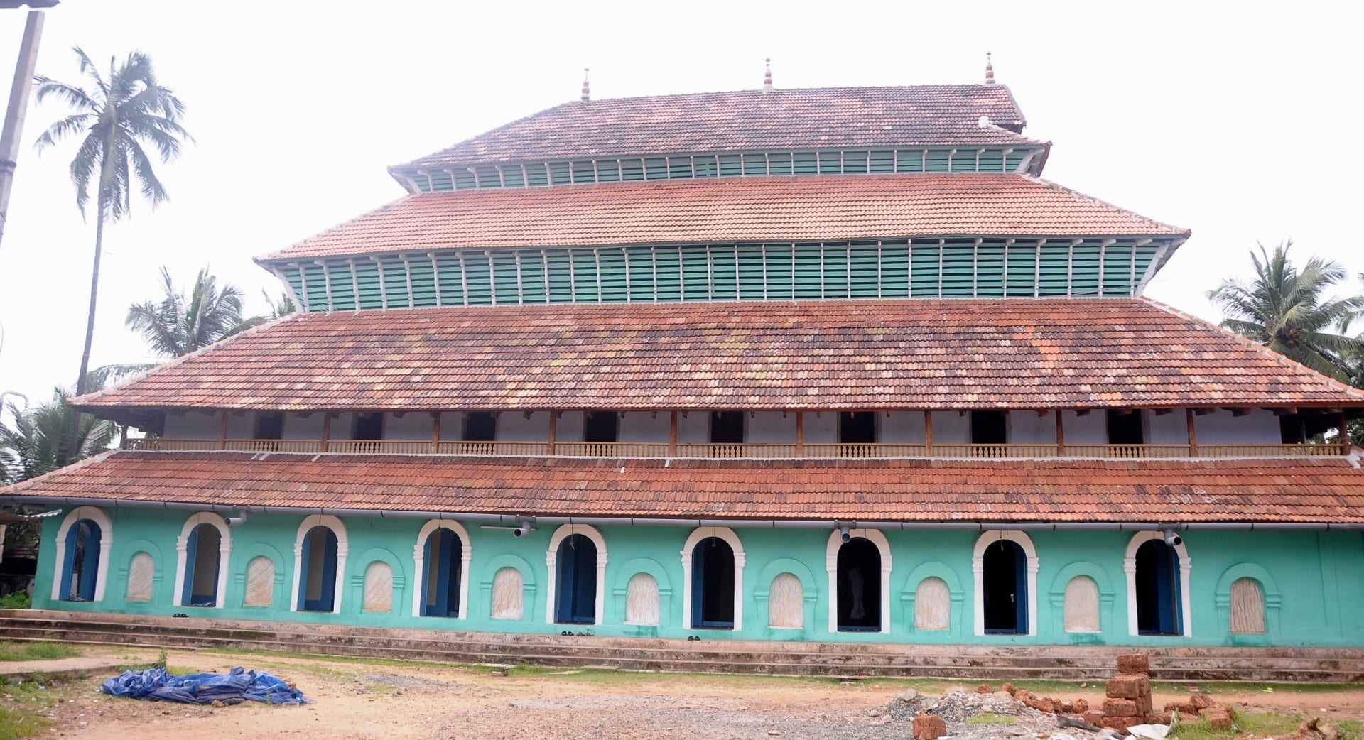 Mishkal Masjidh, Kuttichira Kozhikode India