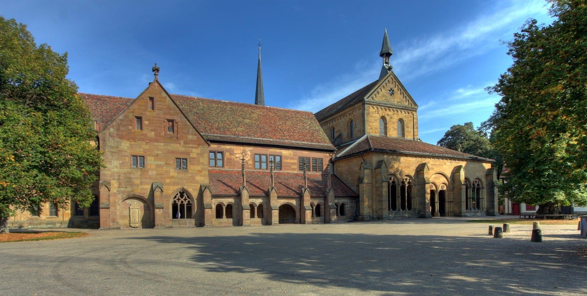 Monasterio de Maulbronn Pforzheim Alemania