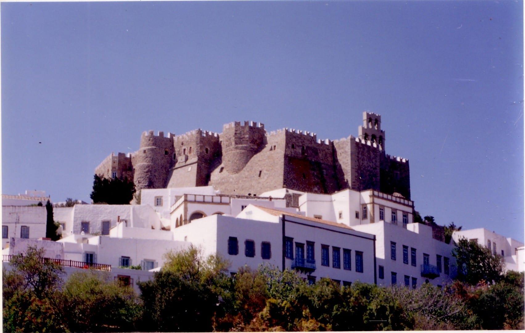 Monasterio de Patmos Patmos Grecia