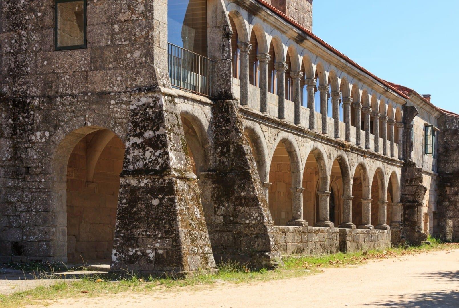 Monasterio de San Benito de Lérez Pontevedra (Provincia) España